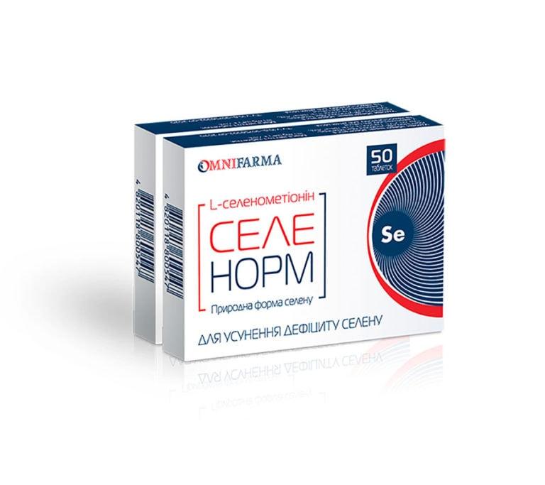 Селенорм, 100 таблеток