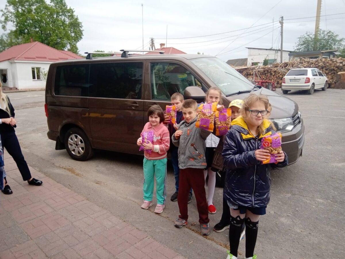 Допомога Коростишевскій спеціальній школі (2)